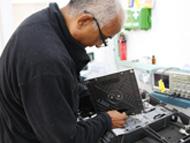 digiLED bench repairs