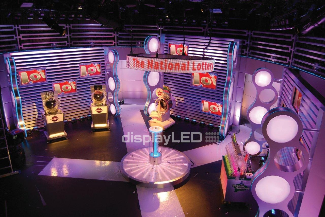 Digiflex Is A Winner On The National Lottery Displayled