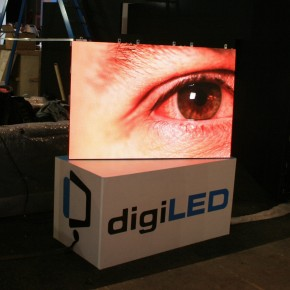 Thanks for coming to see the digiLED range at ISE