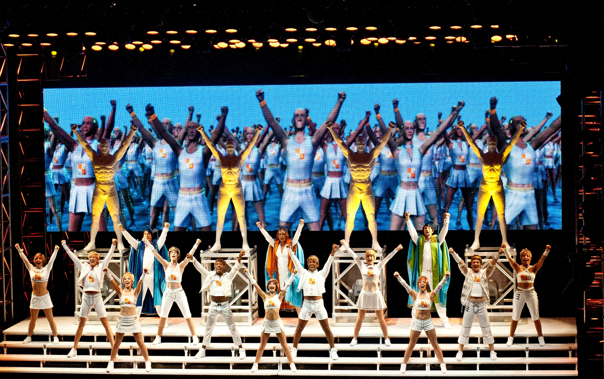 About >> digiLED Screens are on stage for 'We Will Rock you' the Musical | displayLED
