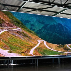 Hi-res LED screen range opens up a world of rental opportunities