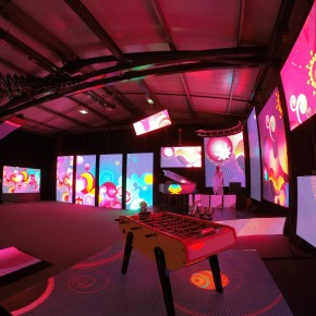 The Pixel Depot, the UK's LARGEST LED showroom