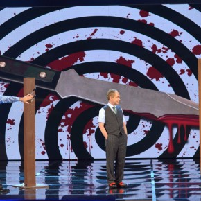 Penn & Teller put on a great show with digiLED MK7